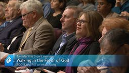 Video Image Thumbnail:Walking in the Favor of God Part 2