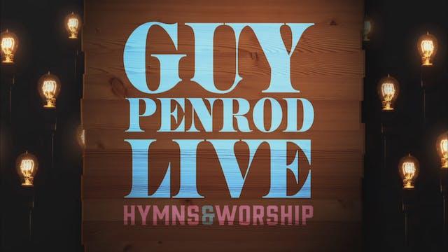 Guy Penrod: Hymns and Worship Live