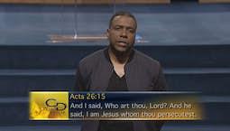 Video Image Thumbnail:Spiritual Blindness