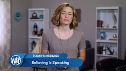 Video Image Thumbnail:Believing is Speaking