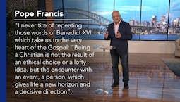Video Image Thumbnail: Bruce Downes:  The Catholic Guy