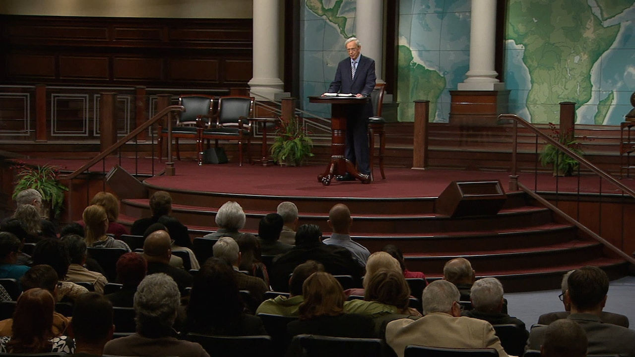 Watch Looking Deeper into the Will of God: Discover the Will of God Part 2