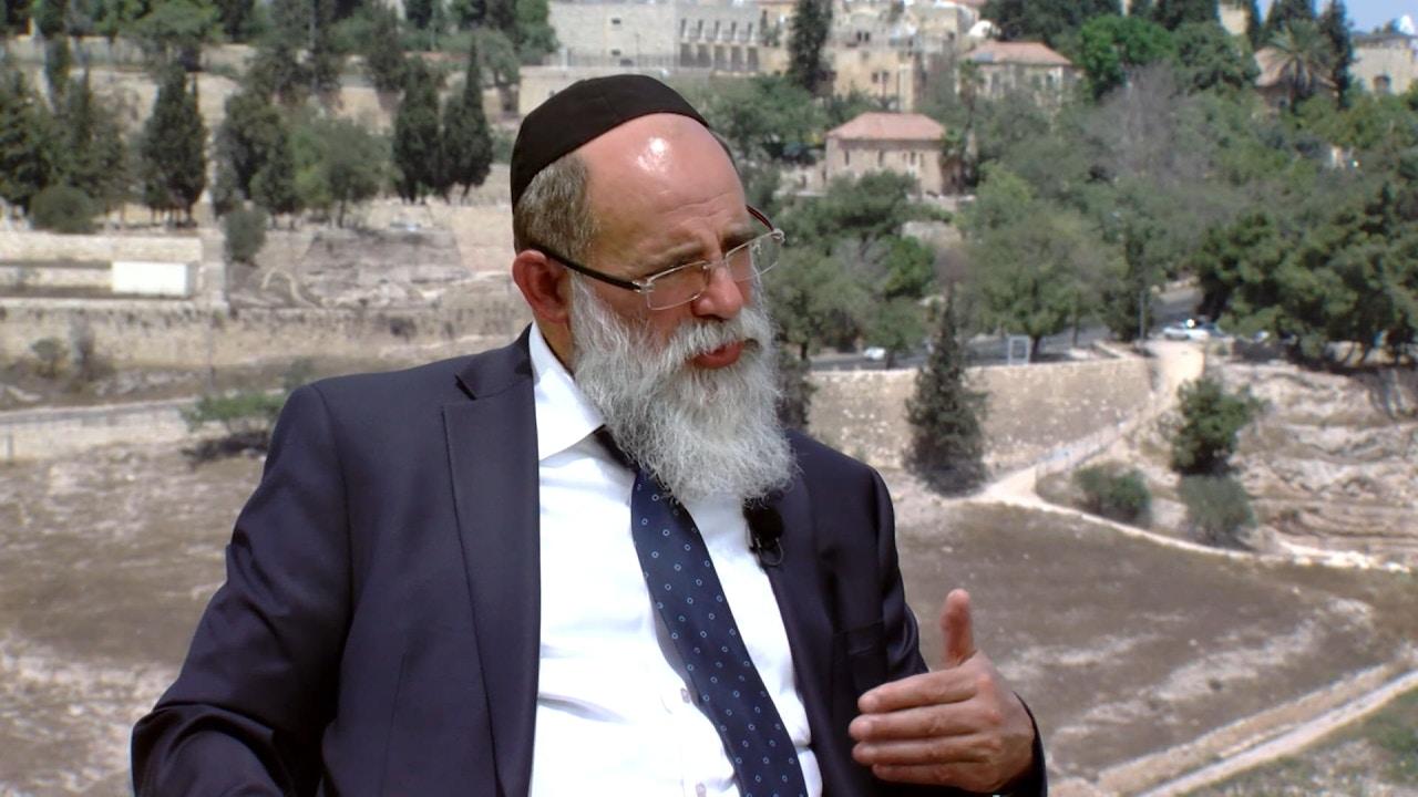 Watch Rabbi Kalman Samuels