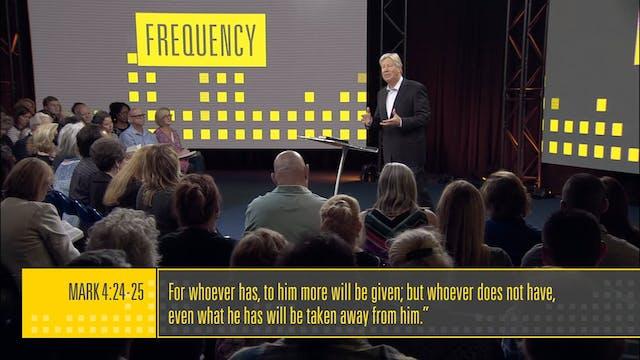 Robert Morris: Frequency