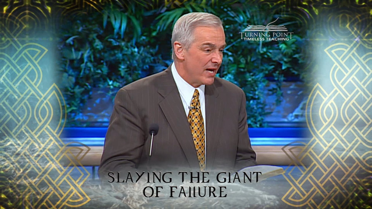 Watch Slaying The Giant of Failure