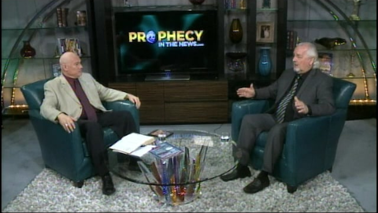 Watch Prophecy in the News with Pastor Gary Stearman