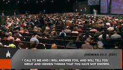 Video Image Thumbnail: Choosing my Prayer Partner Part 2