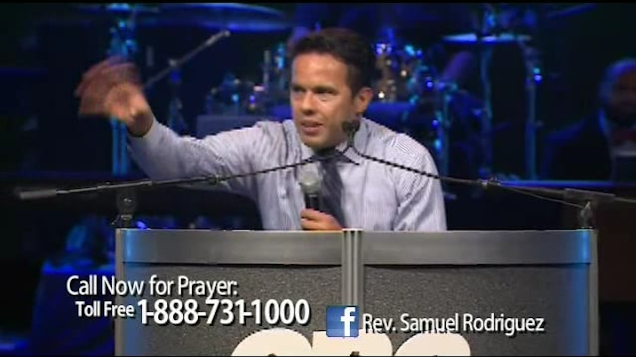 Watch Rev. Samuel Rodriguez