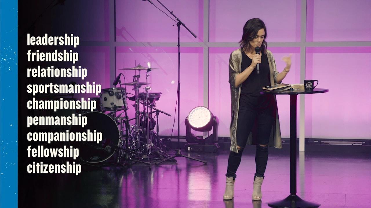 Watch Jennie Lusko   Mothership