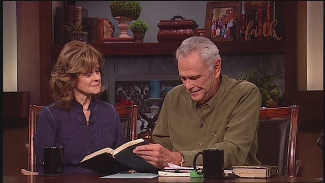 James & Betty Robison | Healing the Land
