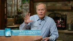 Video Image Thumbnail:Discover the Keys to Staying Full of God   June 12, 2019
