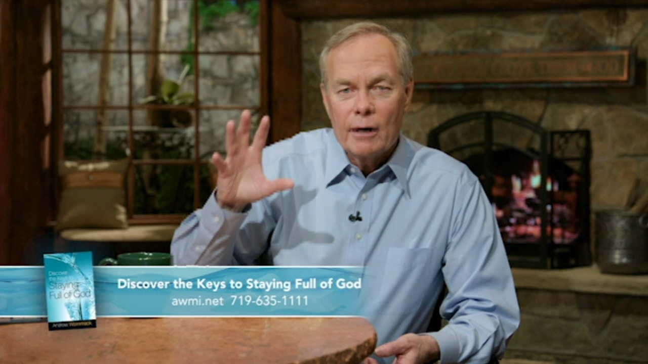 Watch Discover the Keys to Staying Full of God | June 12, 2019
