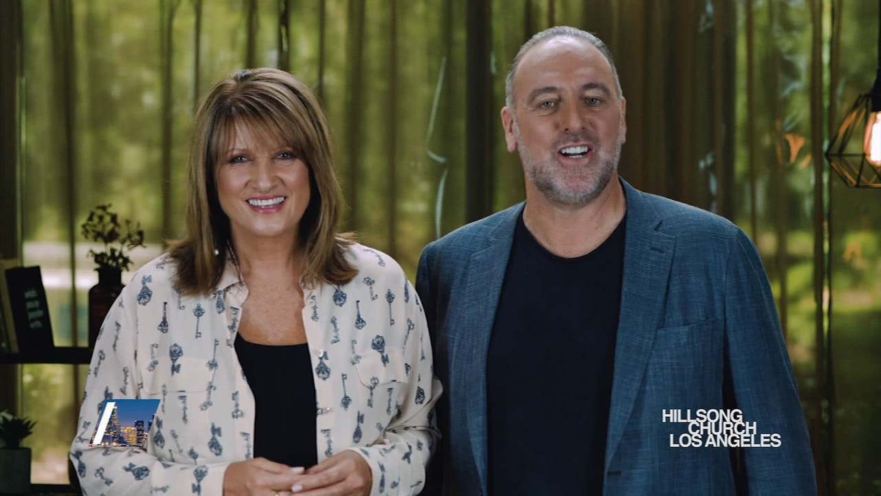 Watch Hillsong Church:  Los Angeles