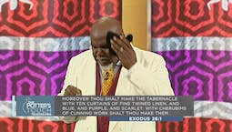 Video Image Thumbnail:The Gospel Hidden in a Tent: Access Granted