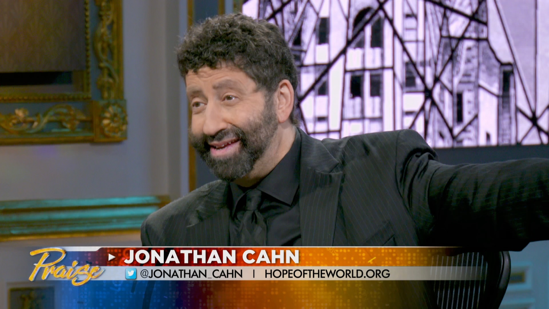 Praise   Jonathan Cahn   September 3, 2020