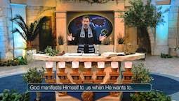 Video Image Thumbnail:God's Supernatural Presense Part 2: Shalom