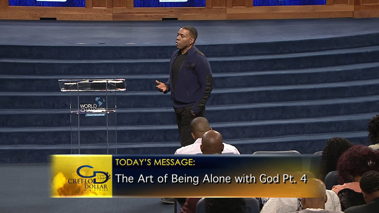 Watch The Art of Being Alone with God Part 4