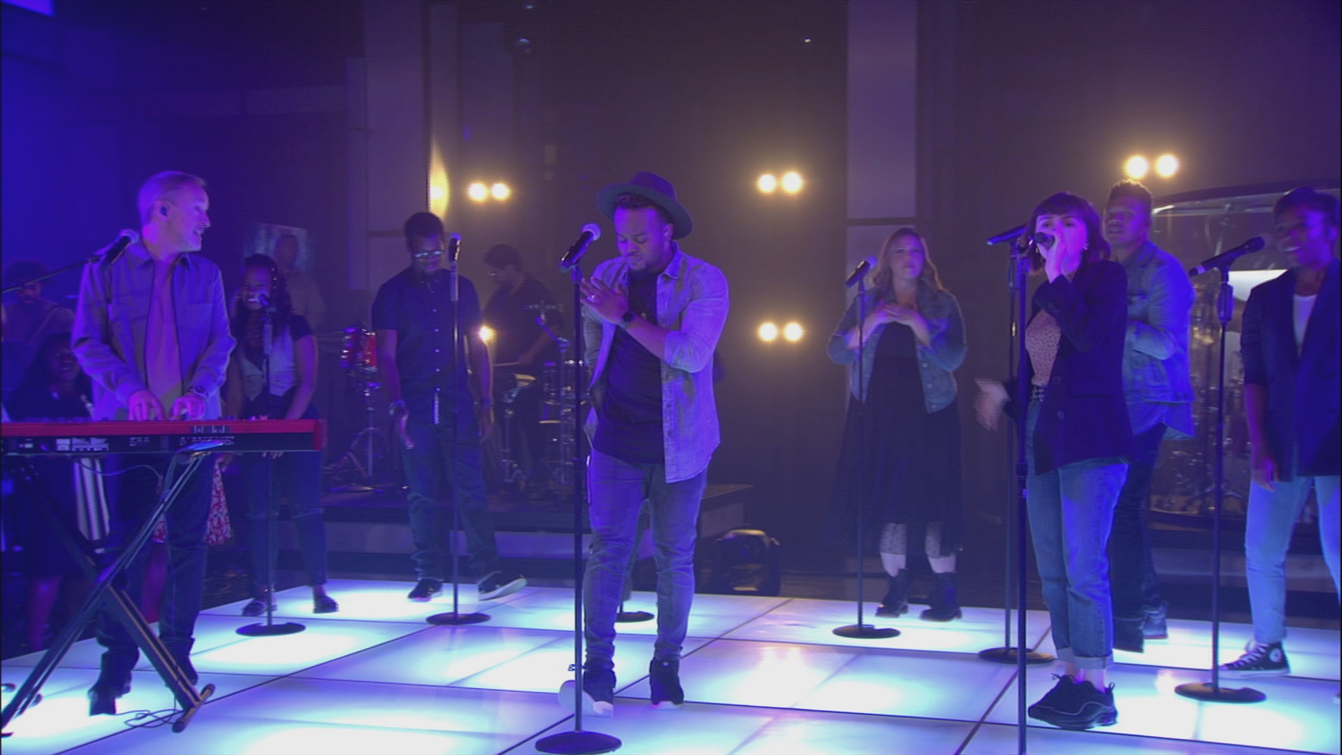 Praise | David & Nicole Binion Glory of Eden Album Recording | February 27, 2020