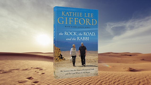 Kathie Lee Gifford: The Rock, The Road, & The Rabbi