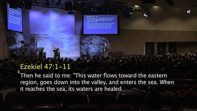 The Spirit's Rivers of Provision and Healing Part 2