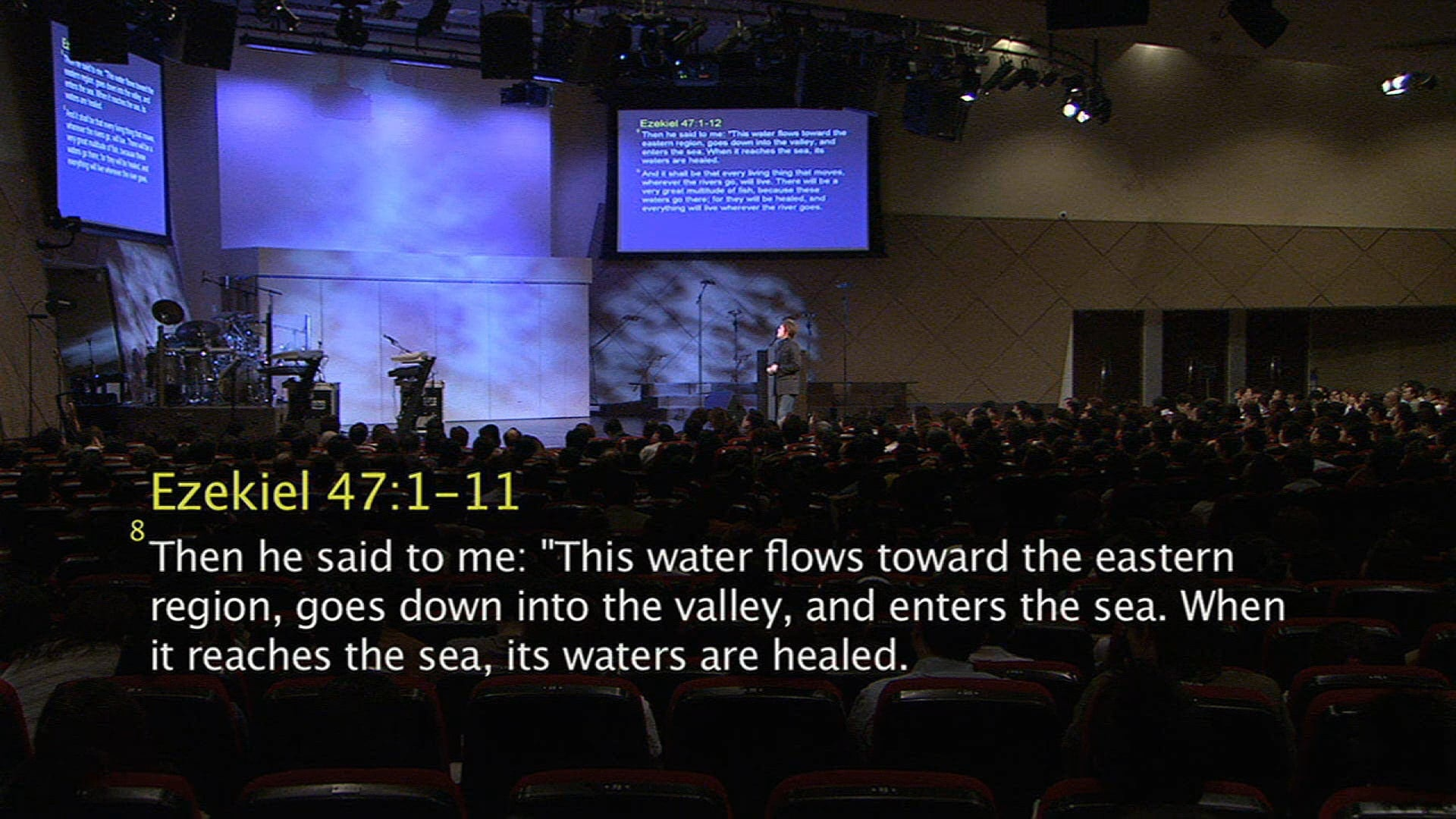 Watch The Spirit's Rivers of Provision and Healing Part 2