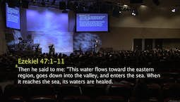 Video Image Thumbnail: The Spirit's Rivers of Provision and Healing Part 2