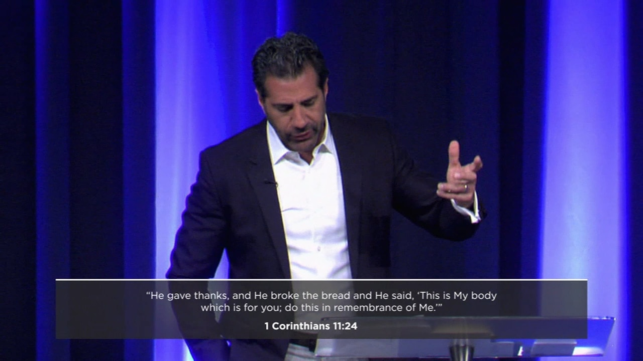 Watch Breakthrough Living: The Miracles of Communion