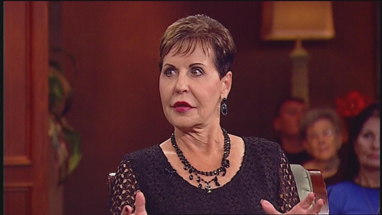 Watch Joyce Meyer   Unshakeable Trust