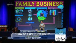 Video Image Thumbnail:Family Business: How to Raise Them Right Part 1