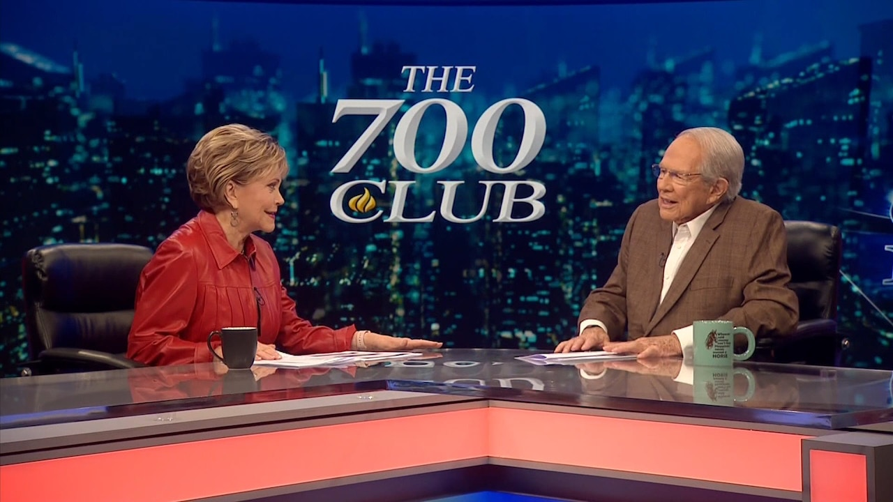 Watch The 700 Club - October 03, 2019
