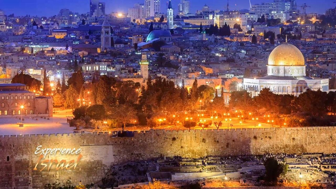 Watch Israel God's Given Destiny Part 1