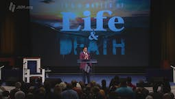 Video Image Thumbnail:It's A Matter of Life and Death