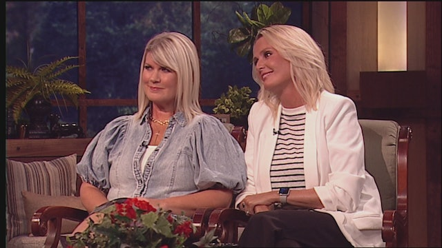 Charlotte Gambill and Natalie Grant - Dare To Believe