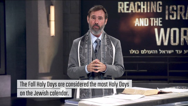 Fall Holy Days: Meetings with God