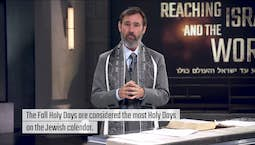 Video Image Thumbnail:Fall Holy Days: Meetings with God