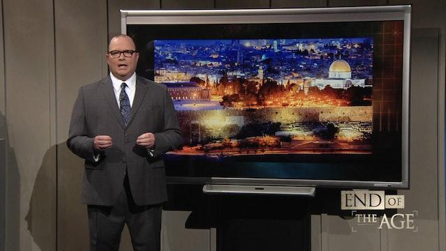 Israel, God's Prophetic Time Clock