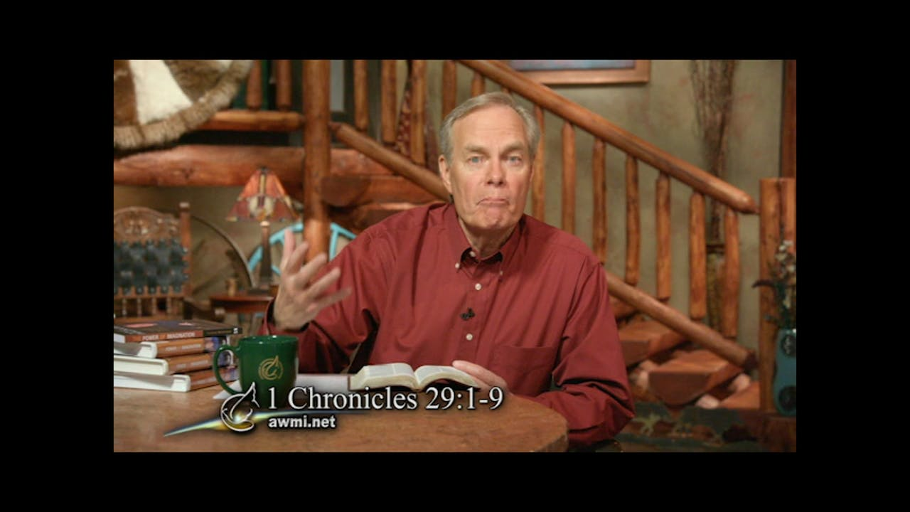 Andrew Wommack Beliefs the power of imagination | october 1, 2019 - tbn
