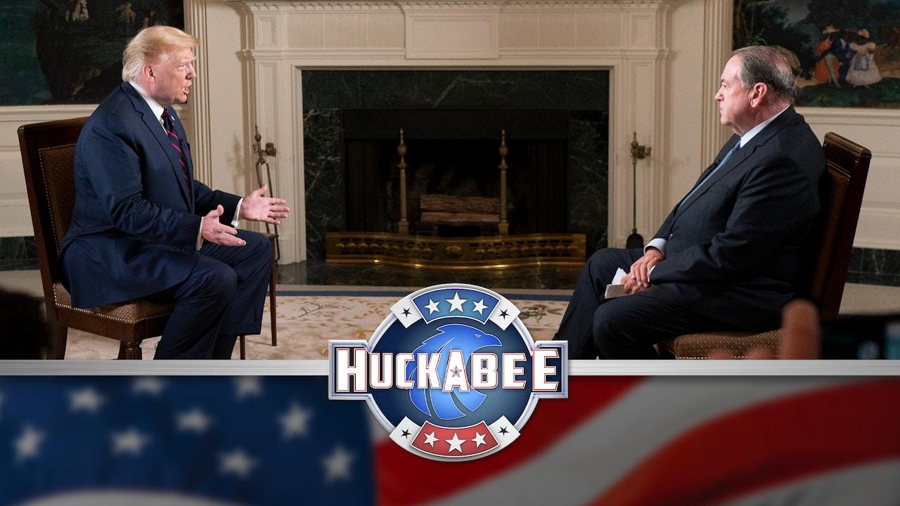 Watch Huckabee | August 22, 2020
