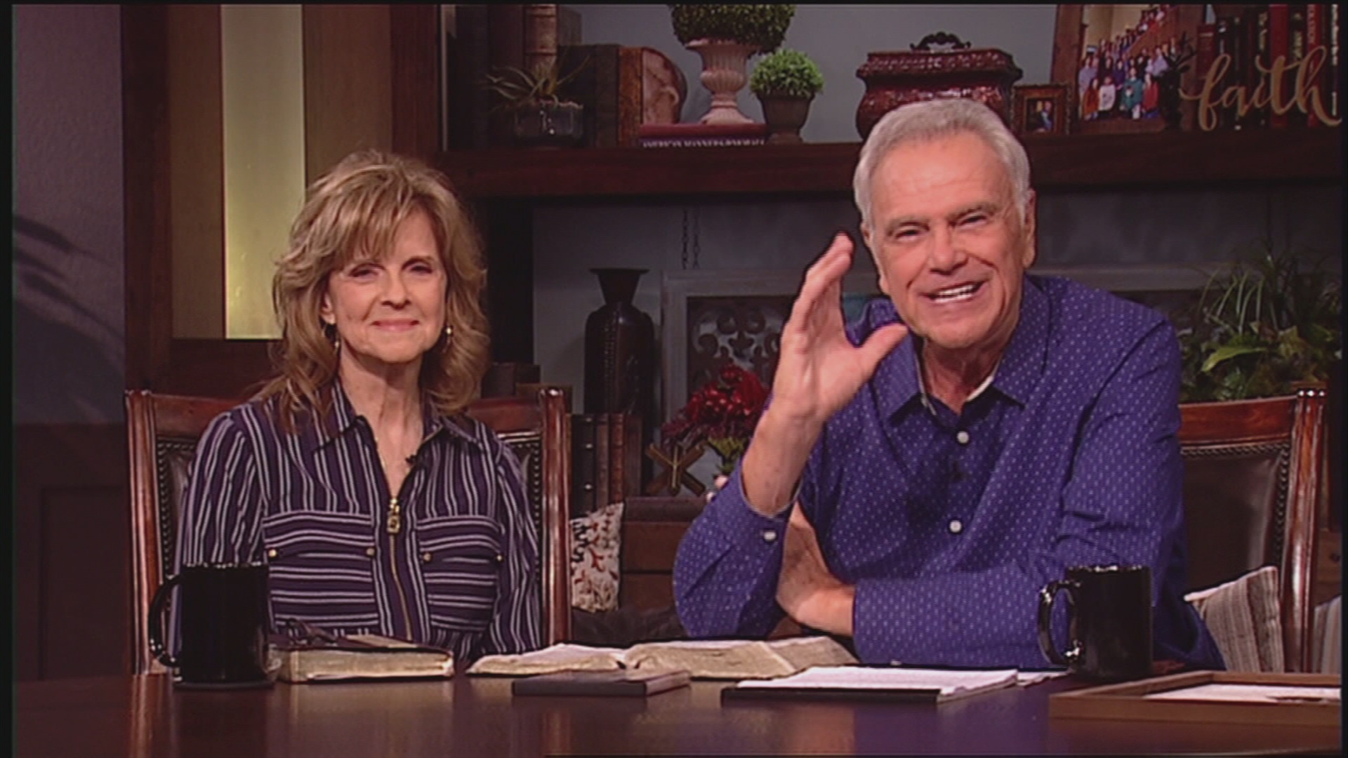 James and Betty Robison - Relying On God's Word