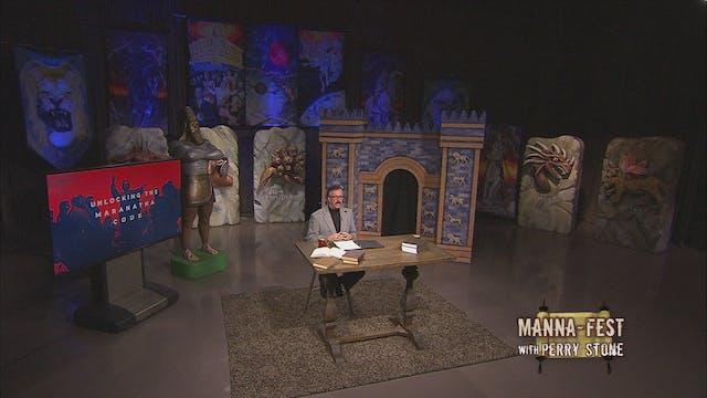 Unlocking The Maranatha Code