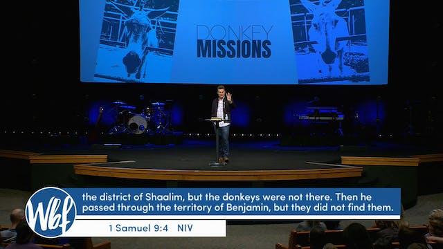 Matt Keller | Donkey Mission