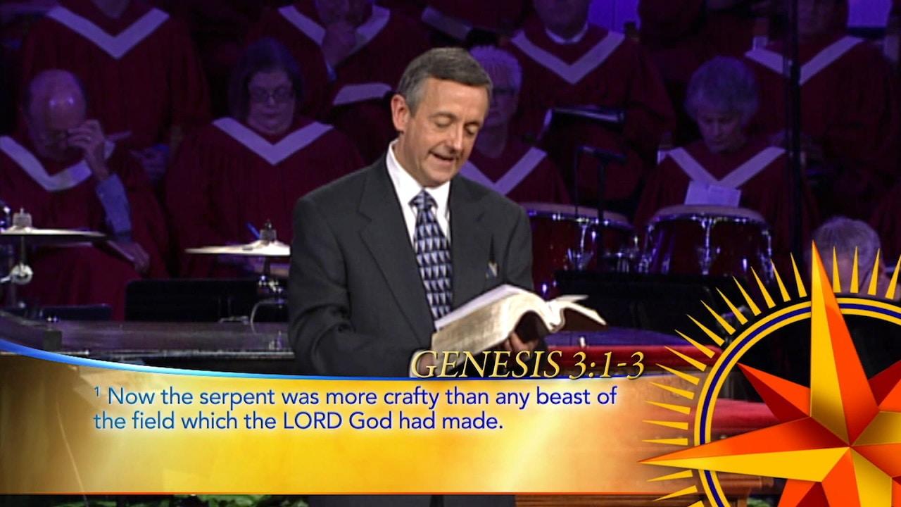 Watch The Divine Defense: Satan's Four Favorite Lies
