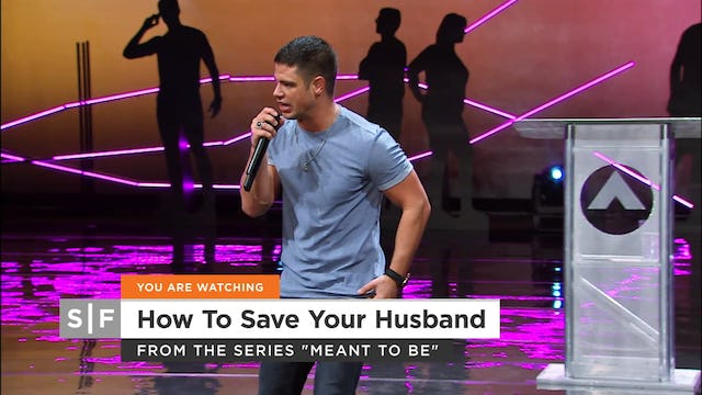 Meant To Be: How To Save Your Husband Part 2