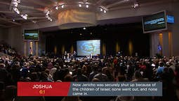 Video Image Thumbnail:7 Laps Lessons: Jericho Is a Gift from God