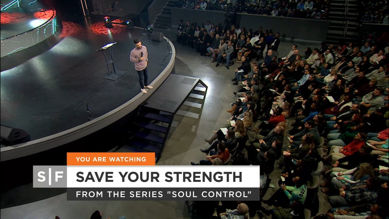Watch Save Your Strength Part 2