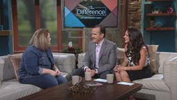 Video Image Thumbnail:The Difference: Stacy Lynn Harris and Candace Payne   Joy That Defies