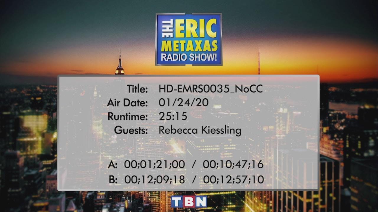Watch Guest Rebecca Kiessling