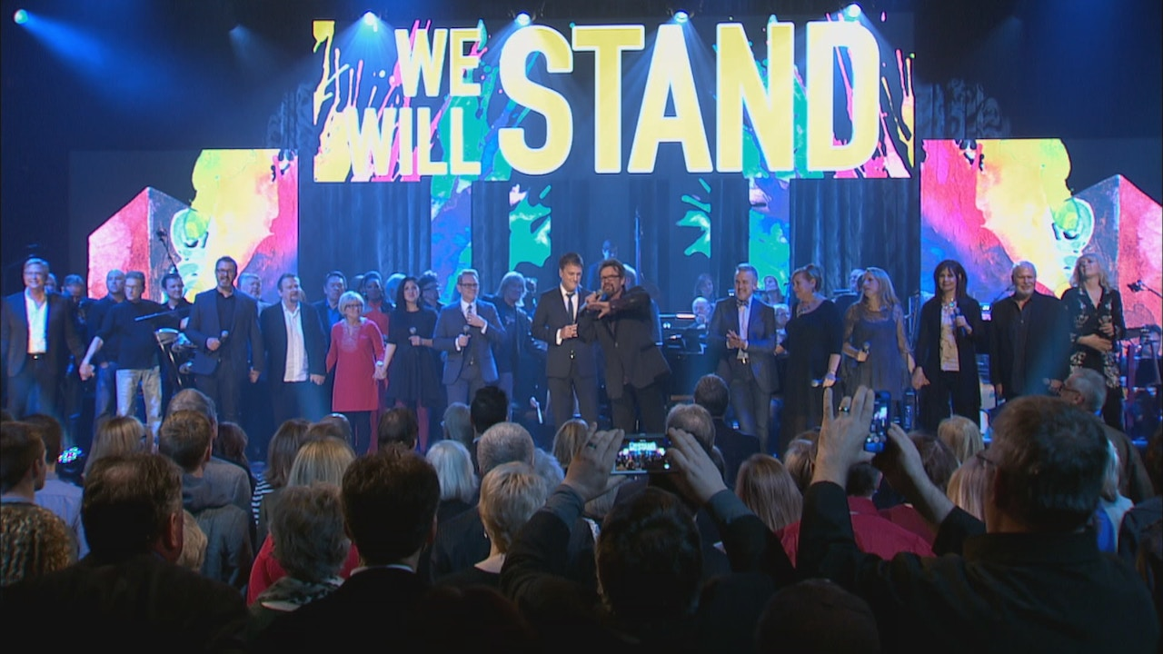 Watch CCM United: We Will Stand