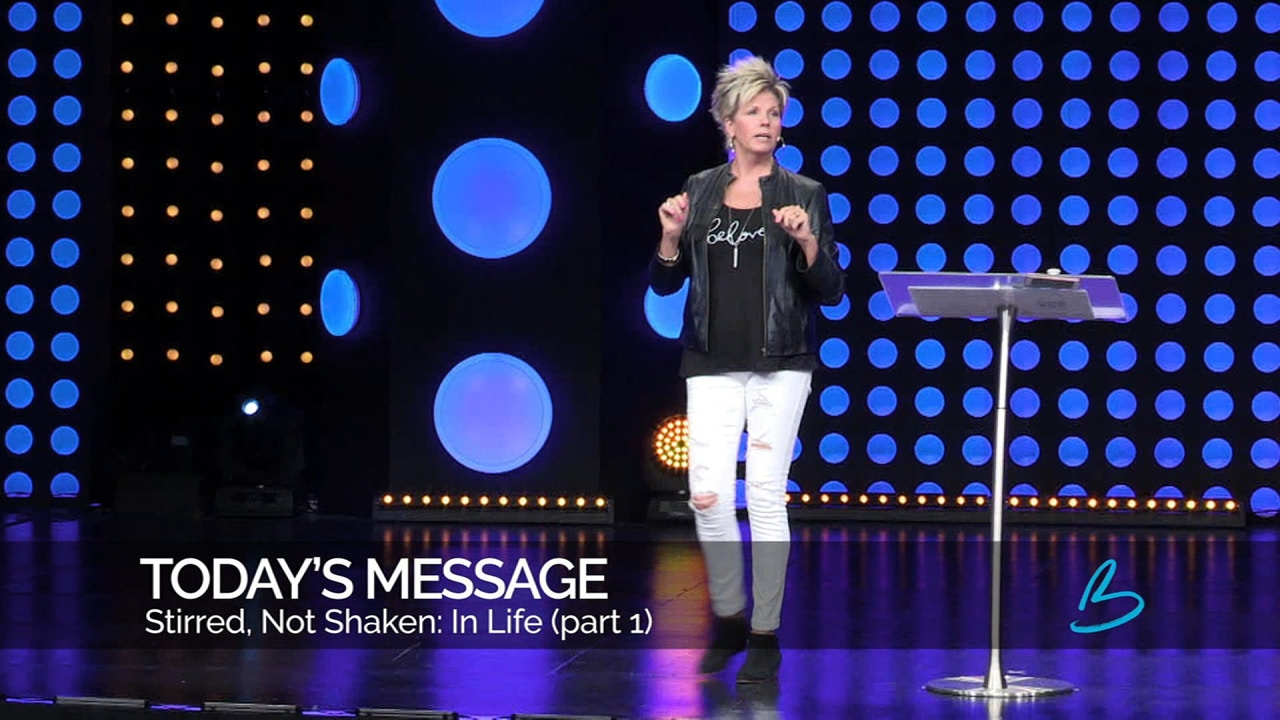 Watch Stirred, Not Shaken: In Life Part 1
