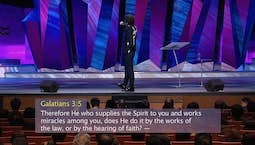 Video Image Thumbnail:Living Under God's Constant Supply of Miracles